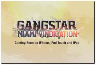 Gangstar Miami Vindication from Gameloft