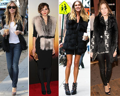 Big Girls Purple Elastic Waist Zippers Faux Fur Hooded Coat 10 Reviews