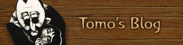 Tomo's Blog