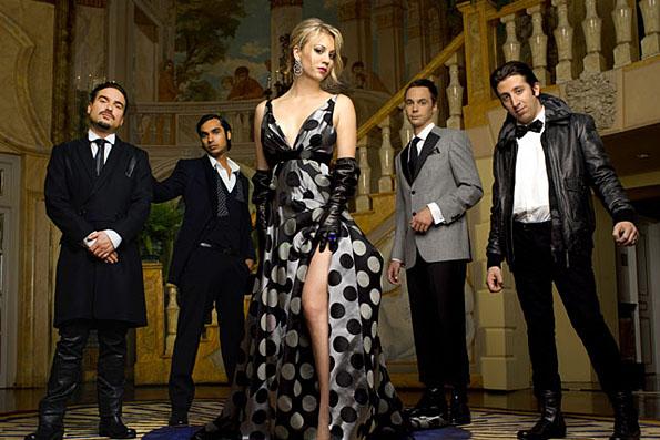The Big Bang Theory S02E01 The Bad Fish Paradigm Leonard and Penny return