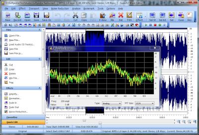Waveform Editor Software