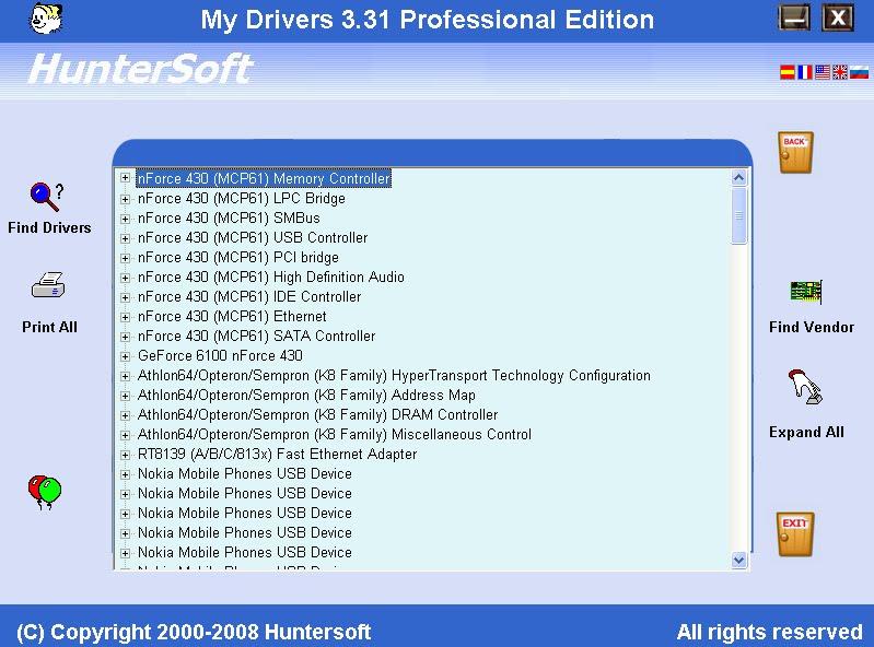 My drivers professional v3.3serial kk