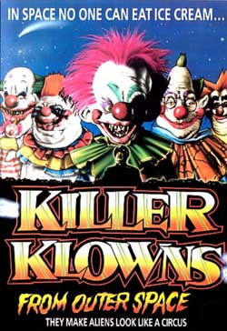 The sky has fallen review killer klowns from outer space for Who owns outer space