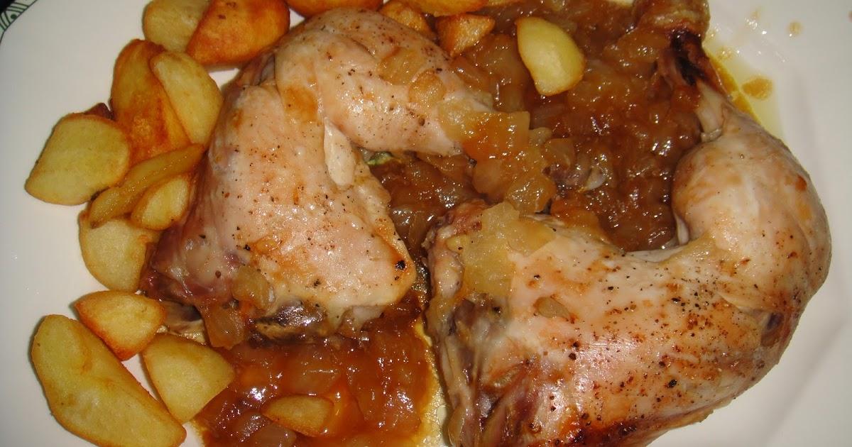 Mis ilusiones muslos de pollo en salsa de soja for Muslos pollo en salsa