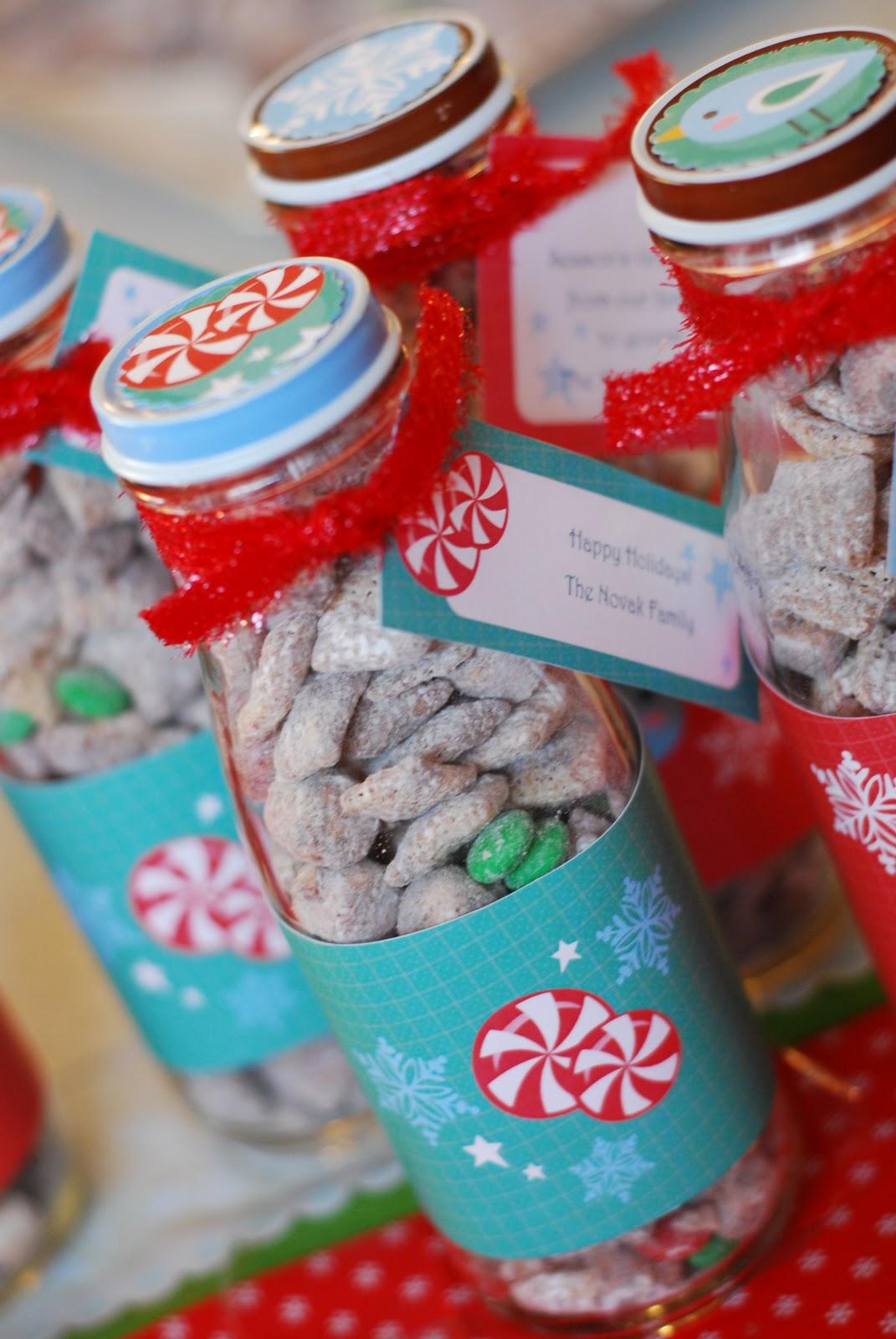 Homemade christmas recipe features the scrap shoppe for Cute homemade christmas gifts for family