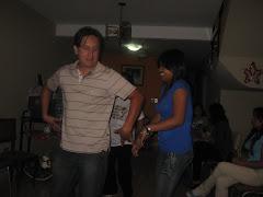 """Bailando """"Linda Flor"""""""