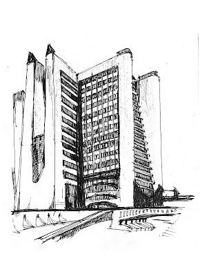 Disegno e rilievo architettura disegnata taccuini parte 1 for Architettura disegnata