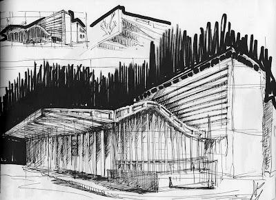 Disegno e rilievo architettura realizzata taccuini for Disegno del piano di architettura