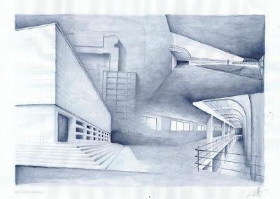 Disegno e rilievo architettura realizzata tavole parte 2 for Disegno della casa di architettura