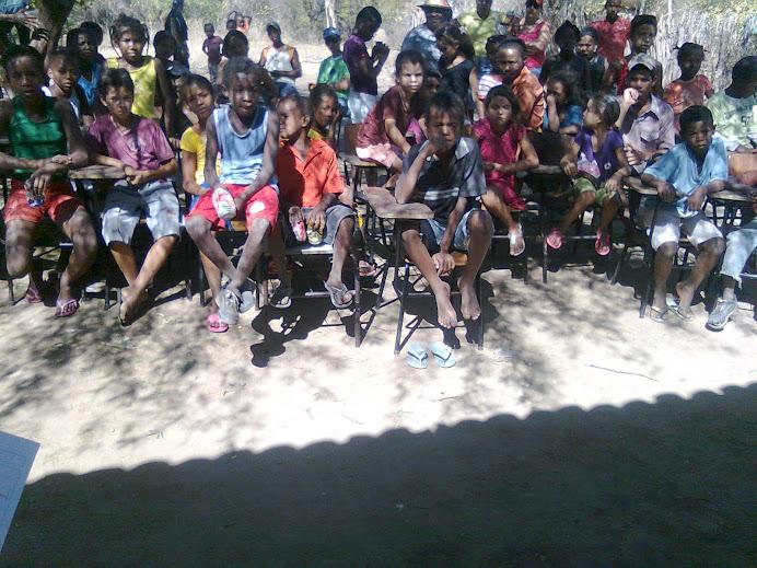 Dia dos estudantes: gincana estudantil