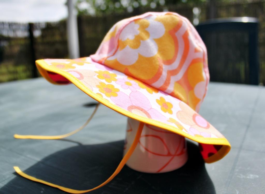 så hatten passer