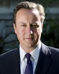 UK Prime Minister - David Cameron