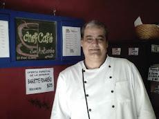 Chef Julio Rodríguez Santana