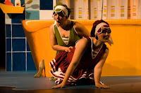 Teatro para niños en la Sala La Imperdible durante las fiestas navideñas