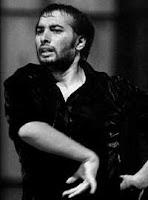 El 24 y el 25 de febrero de 2012 actuará Israel Galván en el Teatro Central de Sevilla,