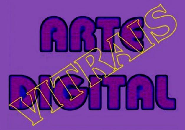 Arte Digital - Vitrais
