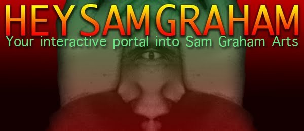 Los Angeles Artist Sam Graham