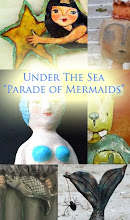 under the sea swap: parade of mermaids