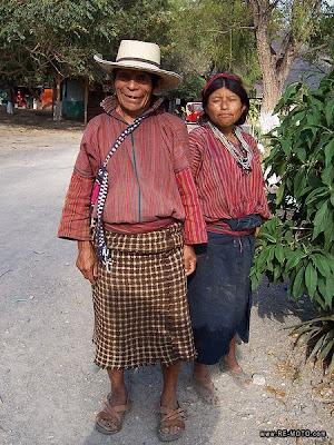 Gente de San Antonio Palopo