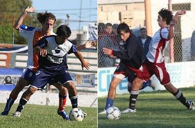 Clásico Unión Alem Progresista vs Alto Valle A '09