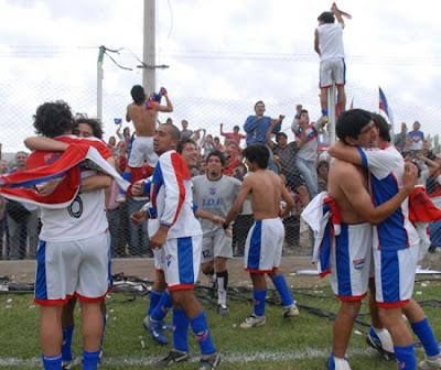 2007.10.27. Campeón Clausura ´07