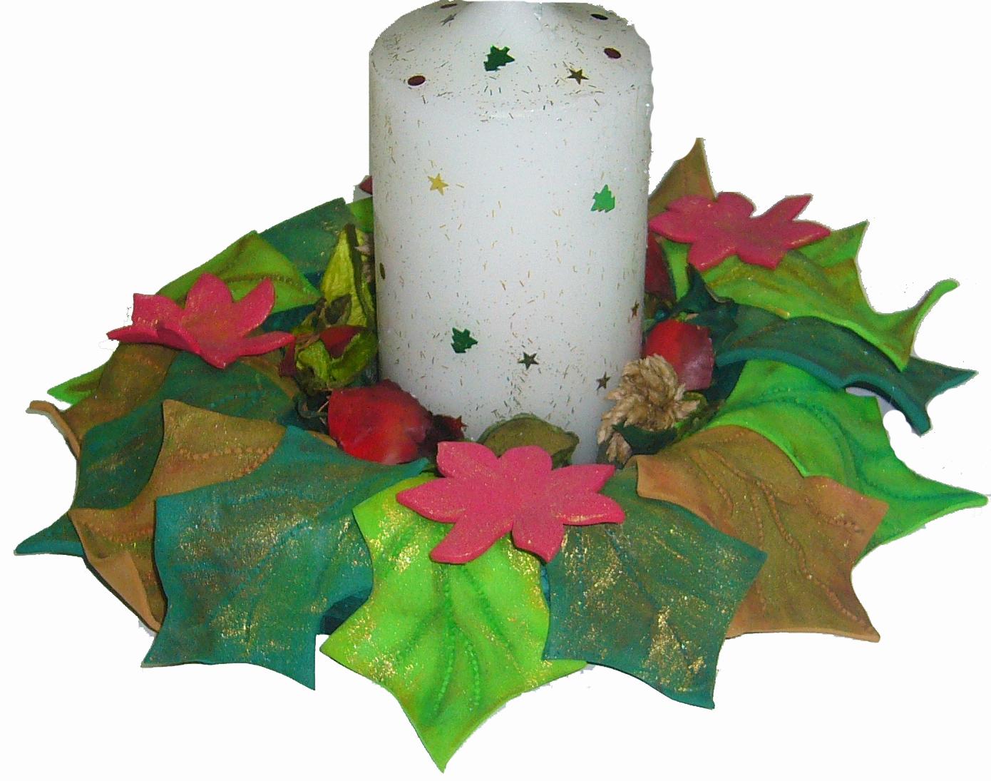 Amigos del foamy taller creativo detalles para navidad for Detalles para navidad