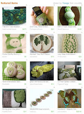 A New Etsy Treasury 3-14-2009