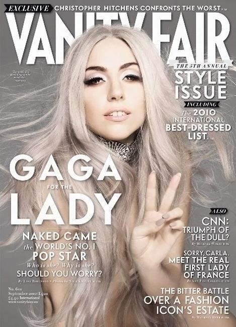 Wigs - Magazine cover