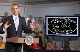 Obama Soon to Support Black Women Do Workout!