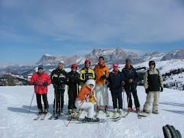Un gruppo mangianeve 2008