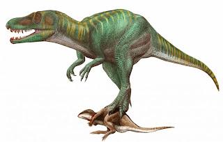 Tempo Dos dinossauros: Marshosaurus