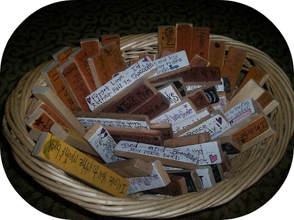 ASSORTED SHELF TALKERS $3.00 ea or 2 for $5.00