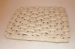 Woven-Trivet-Porcelain-Clay