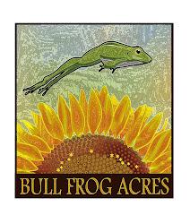 Bull Frog Acres Logo