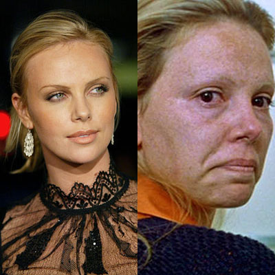 Charlize Theron en 'Monster'