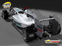 F1 RFT 2010 rFactor previews coches