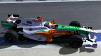 nuevas previews F1 fsone rFactor 2009