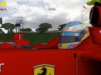 Mod LMT F1 Ferrari para rFactor