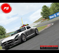 Safety car preview mod rFactor F1 FSone 2010
