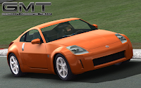 Nissan 350Z previews rFactor