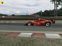 Previews mod  ILMS 2010 para rFactor