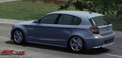 rFactor WSGT2 BMW 120i safety car