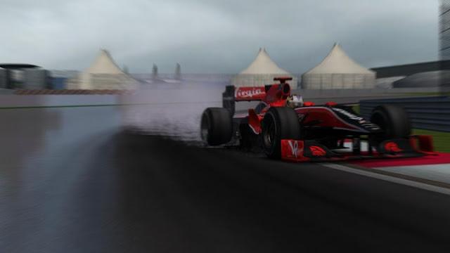 mod F1 2010 WCP para rFactor