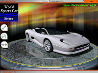 mod para rFactor World productions Cars
