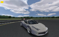 Ferrari 458 Italia para rFactor mod