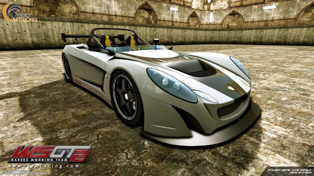 Lotus 2 Eleven para rFactor 2