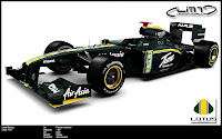 F1 LMT 2010 Lotus rFactor