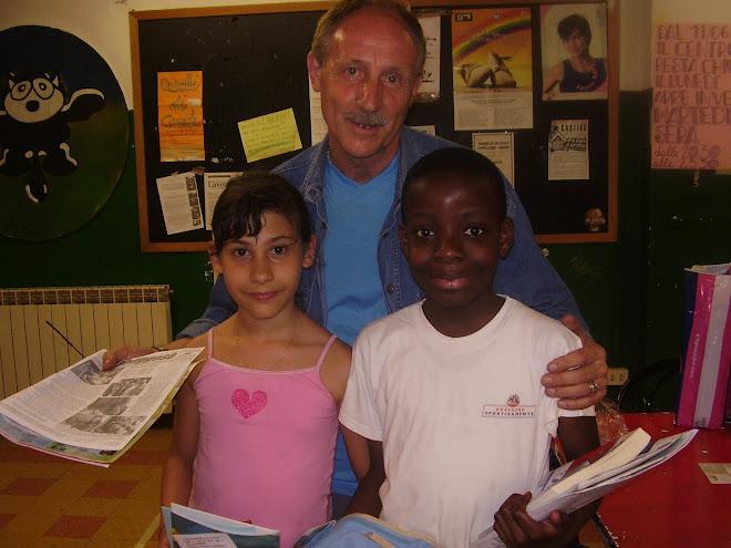 ACR premio i migliori del Centro x Giovani: Veronica e Brendy