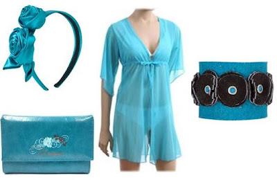 ... de El Palacio . Cartera Mossimo $188, de Sanborns . Vestido de playa