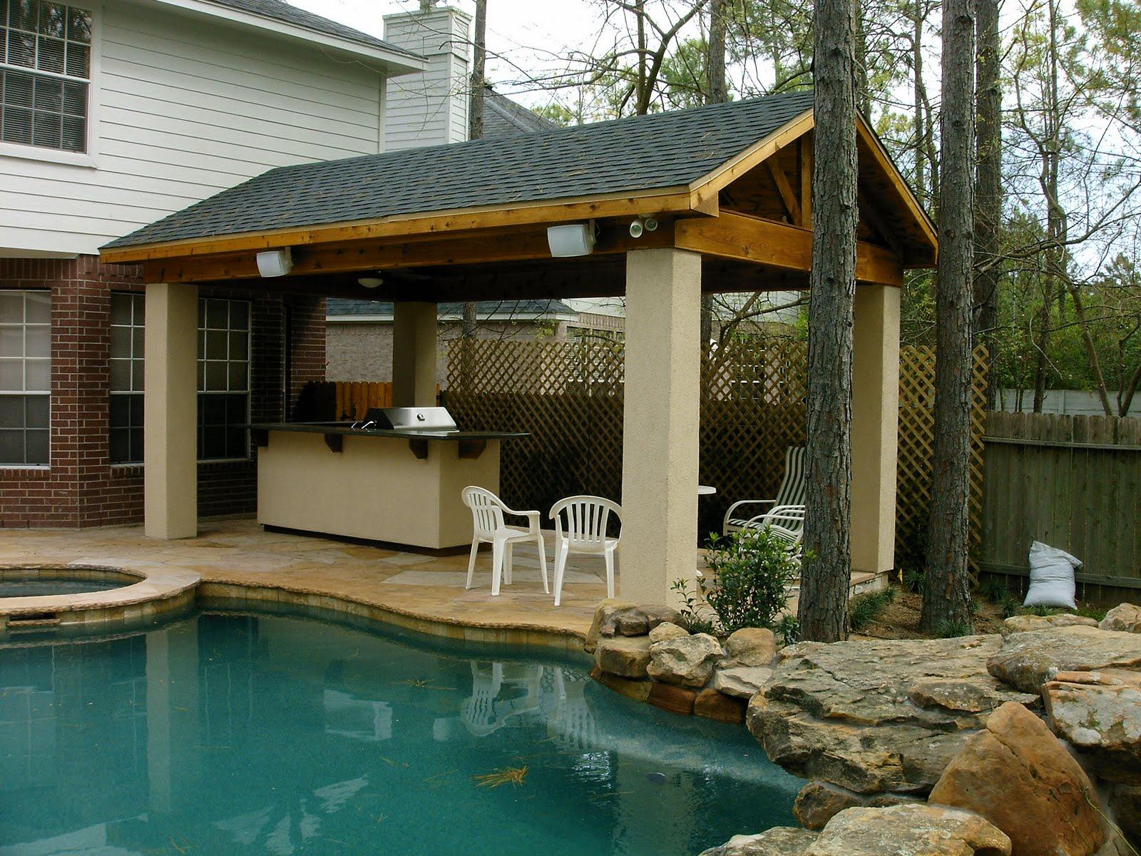 backyard retreats houston s covered patio builder